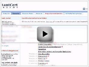 Instantcert: Dantes/Dsst Online Study Guides
